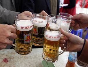 Hanoi Beer festival 2012