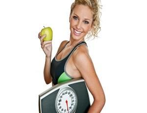 как набрать жир на животе