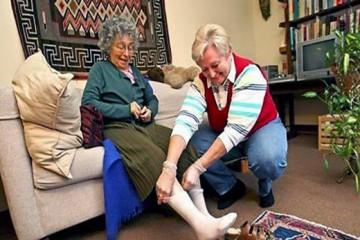 Значение хорошей сиделки для пожилого человека