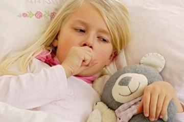 Приступы кашля у ребенка. Как остановить приступ?