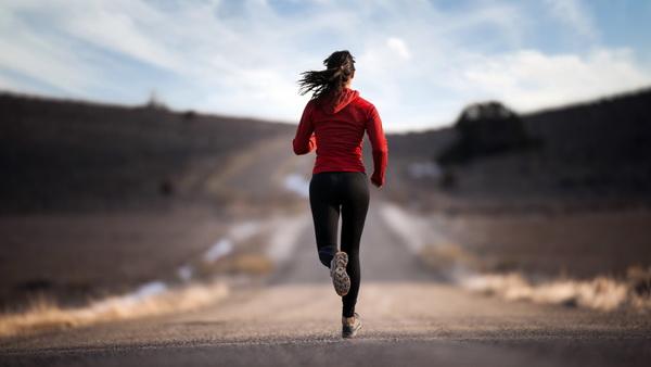 бег, как эффективное средство