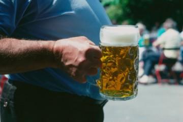 Борьба с животом от пива