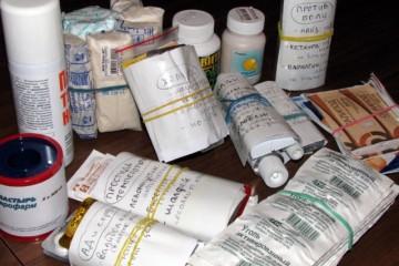 Состав таблеток
