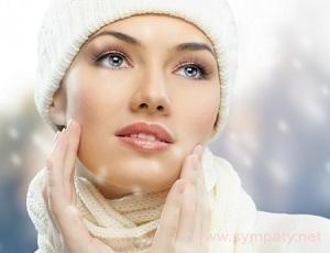 uxod-za-kozhej-lica-zimoj